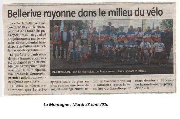 championnat de France 16.2
